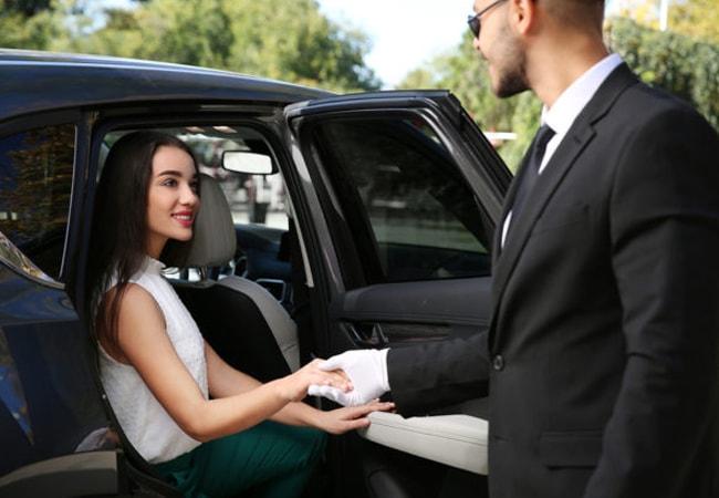 mise à disposition de chauffeur